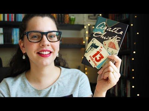 MISS MARPLE MOSTRA O QUE SABE FAZER EM: OS 13 PROBLEMAS | BOOK ADDICT