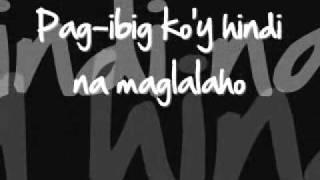 Dito Sa Puso Ko By Faith Cuneta Lyrics
