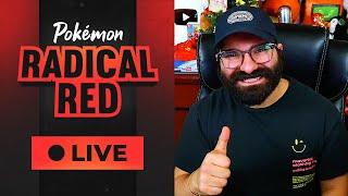 time to rebuild! | radical red lol