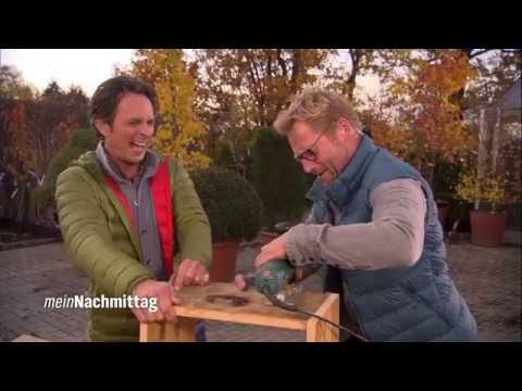 NDR Mein Nachmittag – Ein Igelhaus selbst bauen