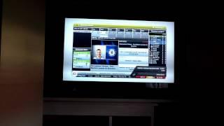 FIFA 13 carrière makhatchkala saison 1 transfert