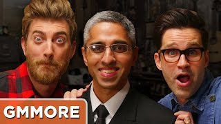 Rhett & Link Meet The Surgeon General