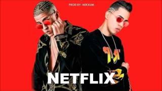 Gambar cover Netflix Brytiago Ft  Bad Bunny - Epicenter