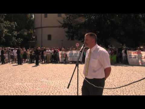 Kundgebungstour durch Thüringen gegen Asylflut und Islamisierung (7. September 2013)