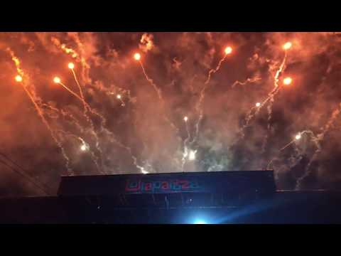Call Out My Name & The Hills (FIREWORKS!!) - The Weeknd (Live at Lollapalooza 2018 - Day 3: 8/4/18)