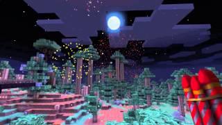 Minecraft Feuerwerk