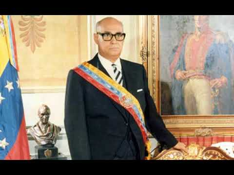 Discurso en el acto de juramentacion del presidente Romulo Betancourt