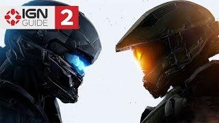 Halo 5 Legendary Walkthrough - Mission 1 Part 2