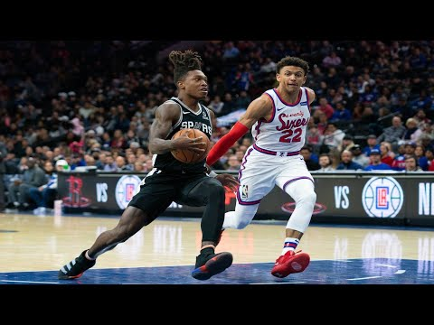 Spurs Vs. 76ers Preview | The Early Line