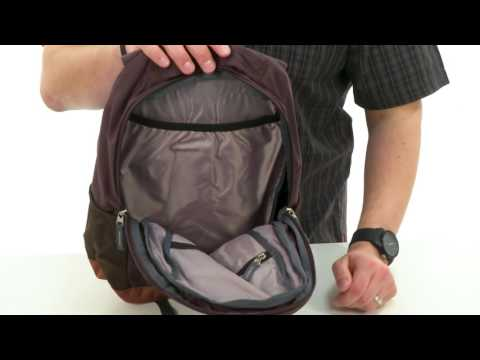 Видео о Рюкзак Deuter StepOut 16 цвет 3395 midnight-steel 3810315 3395