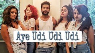 Aye Udi Udi Udi - Saathiya | The BOM Squad Ft Shazeb Sheikh