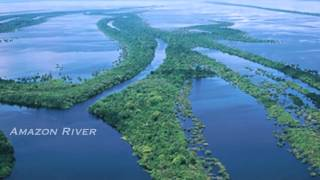 Amazon River  - World Largest River - River
