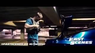 Go Hard or Go Home Wiz Khalifa & Iggy Azalea (Official Video Furious 7)
