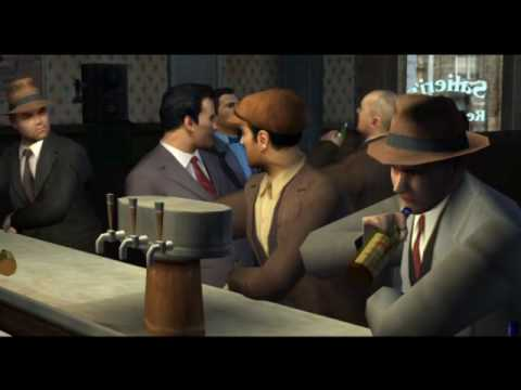 Trailer de Mafia: The City of Lost Heaven