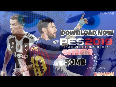 PES 2019 Lite 50 MB Android Offline Patch 2011 Kits,Squad