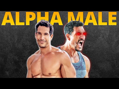 How To Be THE ALPHA MALE - Surprising Advice!