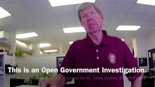 st johns county public records request