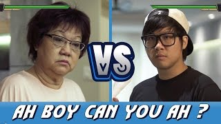 Ah Boy, Can You? - JinnyboyTV