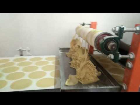 Automatic Pappad making machine