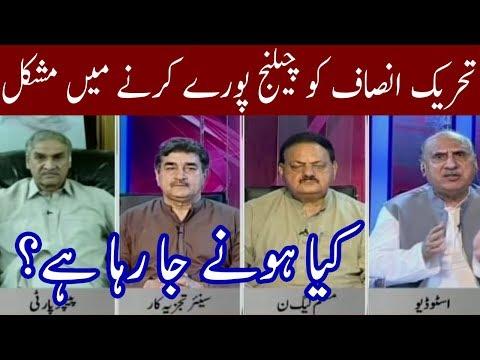 Sajjad Mir Kay Sath | 1 August 2018 | Kohenoor News