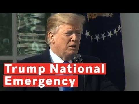 National Emergency: Trump's Executive Orders to Destroy Deep State Criminal Cabal
