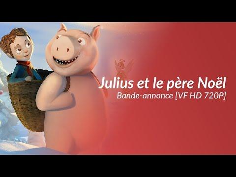 Julius et le père Noël - Bande-annonce [VF HD 720P]
