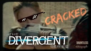 THE DIVERGENT SERIES || CRACKED