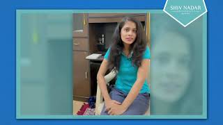 Nidhi Sehrawat, M.Sc. in Water Science & Policy, on what makes the program unique