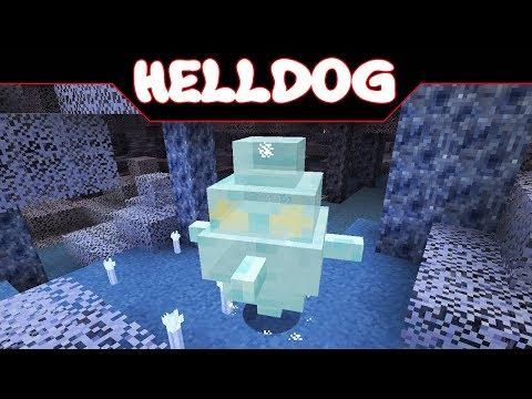 LA DIMENSIÓN DE HIELO! Minecraft 1.12.2 MOD THE FROSTREALM!