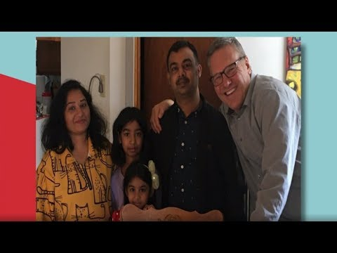 Sponsoring a family in need / HOT TOPIC