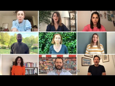 Friends of UNFPA Turkey: You are not alone at home
