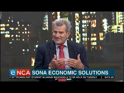 Fridays with Tim Modise SONA economic solutions 8 February 2019