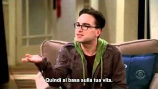 Leonard et Sheldon font connaissance avec Penny (VO)