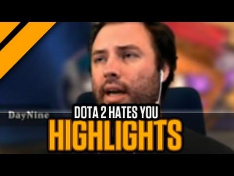 [Highlight] Dota 2 Hates You