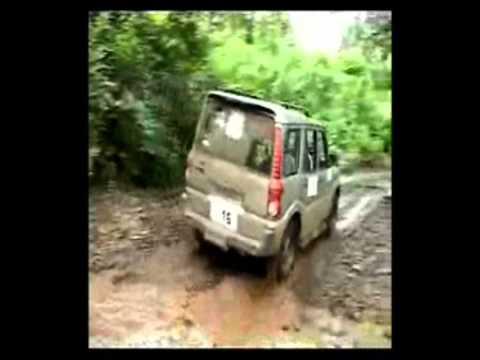 Mahindra Scorpio Off-Road Drive