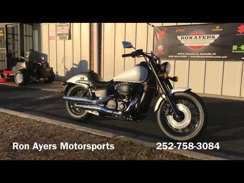 2019 Honda Shadow Phantom in Greenville, North Carolina - Video 1