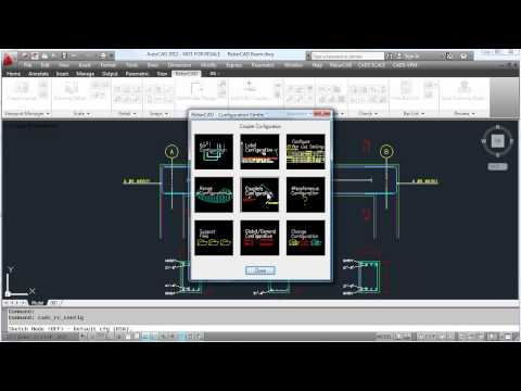 CADS RC - Configuring CADS RC