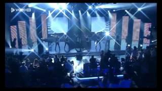 Naša plesna skupina  Kaos polfinalna oddaja Slovenija Ima Talent