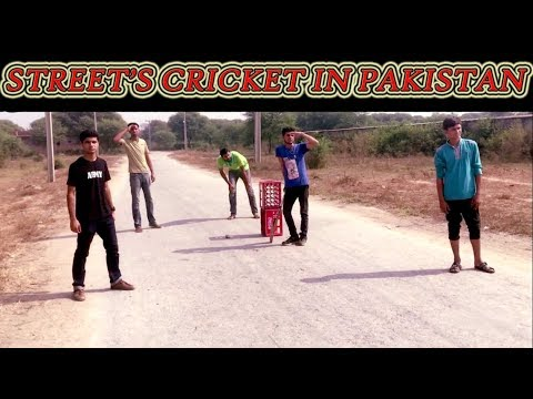 Street's Cricket In Pakistan | By Street Vines