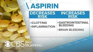 Does daily aspirin therapy work?