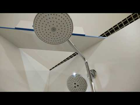 Hansgrohe 27129400 Raindance S240 душевая система Хансгрое Шоверпайп