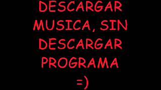 R Musica, Sin  R Programa