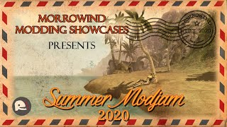 The Morrowind 2020 Summer Modjam - Announcement Video