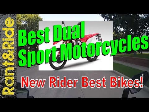 Best 2018 dual sport motorcycles for new riders ( best bikes to buy )