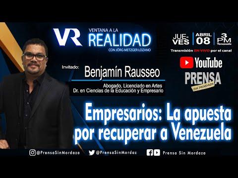, title : 'Empresarios: La apuesta por recuperar a Venezuela