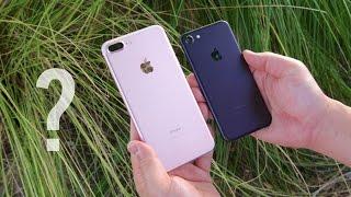 Apple iPhone 7 and iPhone 7 Plus: Worth it? (vs iPhone 6s/iPhone 6s Plus)