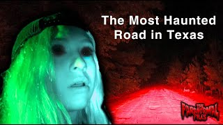 Creepy Experience On The Most Haunted Road In Texas