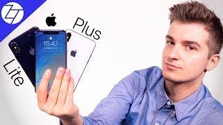 NEW 2018 iPhone Models - Hands On!