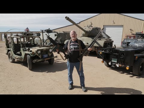 """Download """"Most Armed Man In America"""" On Guns HD Mp4 3GP Video and MP3"""