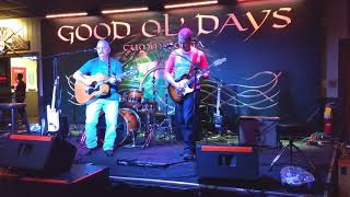 """Pete Droge """" Straylin Street"""" cover at Good Ol Days"""